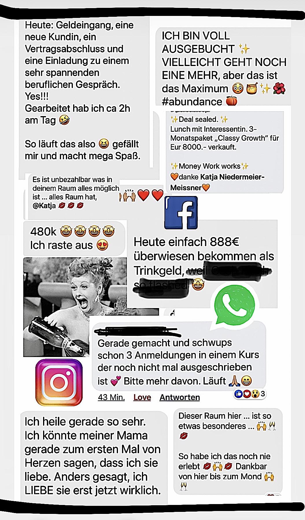 Kundenstimmen Katja Niedermeier